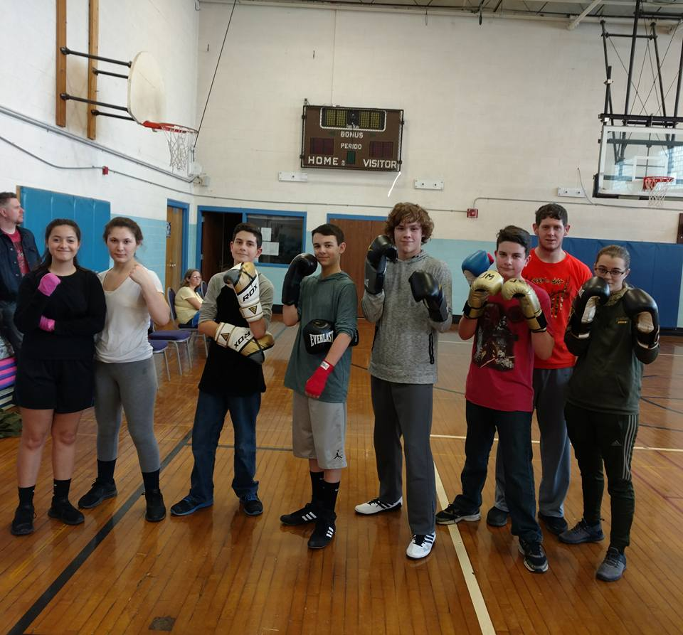 The Lancaster Police Athletic League Youth Leadership Program